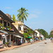 Sisavangvong street, Luang Prabang (Laos)