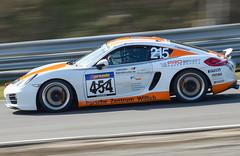 Porsche Cayman (Boushh_TFA) Tags: park winter netherlands nikon 4 nederland 300mm final porsche cayman nikkor circuit zandvoort f28 2016 d600 kampioenschap cpz wek vrii endureance