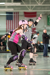 CNYRD_Wonder_Brawlers_vs_South_Shire_Battle_Cats_8_20160402 (Hispanic Attack) Tags: rollerderby battlecats srd cnyrd centralnewyorkrollerderby southshirerollerderby