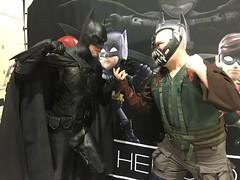 Batman & Bane