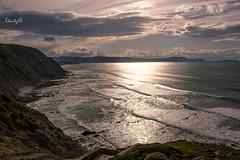 Barrika (sunsetpic.img) Tags: sea mar bizkaia euskalherria basquecountry paysbasque pasvasco acantilados barrika uribekosta