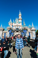 20151231-115039_California_D7100_9356.jpg (Foster's Lightroom) Tags: california castles us unitedstates disney northamerica anaheim palaces sleepingbeautycastle themeparks disneylandpark themagickingdom adamfoster us20152016