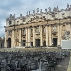Buongiorno Roma! Buongiorno  Italia buona giornata della Liberazione.  25.04.2016 (maresaDOs) Tags: italy rome roma italia basilica vaticano chiesa sanpietro 2016
