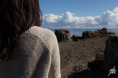 Tranquility (Akapov Photography) Tags: nature 35mm canon hair relax back view sweden sigma tranquility calm relaxed tranquilidad relajante canon6d