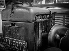 Vintage Farm Technology (spline_splinson) Tags: tractor de deutschland rust traktor transportation antiquetractor lanz oldtechnology oldtractor badenwrttemberg lanzbulldog vintagefarmequipment uhldingenmhlhofen
