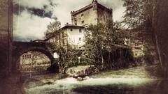 Potes (josean0310) Tags: puente arquitectura monumento antiguo filtros
