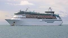 Majesty of the Seas (IMO: 8819512, MMSI: 311734000) (ST33VO) Tags: cruise sea vacation holiday ship cruising vessel maritime cruiseship caribbean seas majesty