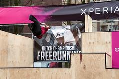 2016_April_freerun1-1694 (jonhaywooduk) Tags: urban sports netherlands amsterdam jump kick air spin platform teenagers free twist running runners athletes flick mid parkour