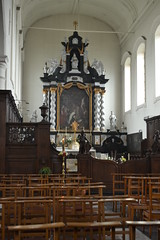 Interior - The Begijnhofkerk, Bruges. (greentool2002) Tags: