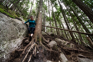 Hiking Squamish