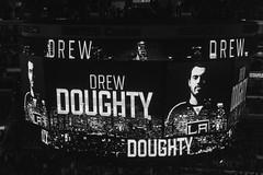 Drew Doughty (mark6mauno) Tags: bw hockey nhl losangeles los nikon angeles drew center kings national doughty nikkor staples league scoreboard staplescenter 85mmf14d losangeleskings nationalhockeyleague d810 nikond810 drewdoughty 201516 ar2x3