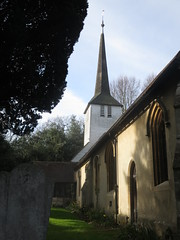 The Parish Church of St Mary the Virgin, Shenfiledl, Essex (John Steedman) Tags: uk greatbritain england church unitedkingdom stmary essex shenfield grossbritannien    grandebretagne parishchurchofstmarythevirgin