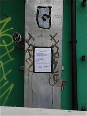 Horny IRP (Alex Ellison) Tags: urban graffiti boobs tag horny graff irp eastlondon metaletch