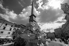 Roma (bellavia1958) Tags: roma piazza capitale bernini navona pasqua