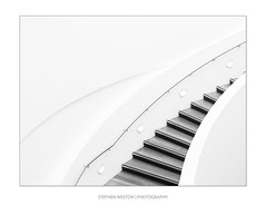 Steps 1 (Stephen Weston Photography) Tags: white black detail building monochrome museum architecture stairs liverpool photography mono photo blackwhite fuji pics empty images structure stephen staircase fujifilm deserted weston x20 lightroom 2016 stephenwestonphotography