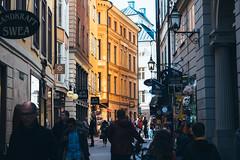 DSCF1842 (Henri Kotka) Tags: street alley fuji sweden stockholm fujifilm xt10