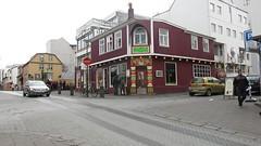 Prikið (Gaflarinn) Tags: iceland prikid ísland rautt kaffihús prikið laugarvegur