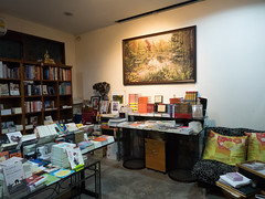 P4172968 (tatsuya.fukata) Tags: food thailand book cafe samutprakan steelroses