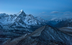 DSC_3929 (Andrei Doubrovski) Tags: ri mountain ama amadablam dablam chukung chukhung