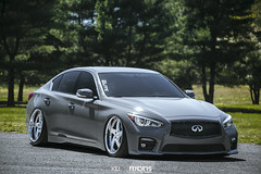 Dustin's Q50 (Erik Breihof Photography) Tags: world canon photography grey air wheels nation wrapped ag third erik society offensive stance camber 6d bagged fitment q50 inifinti breihof