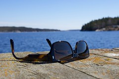 Drömmar (Explore 2016-05-01) (nillamaria) Tags: sea sunglasses jetty dreams havet brygga solglasögon drömmar drommar fotosondag fs160501