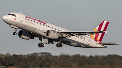D-AIQC | Germanwings | Airbus A320-211 | CGN | 20.04.2016 (AviationFriend) Tags: canon airplane eos airport amazing cologne kln airbus a320 germanwings