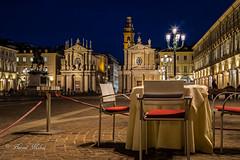 Piazza San Carlo Torino (Bursuc Mihai) Tags: torino ngc piemonte