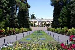 Approach to the Tomb of Hafez, Shiraz, Fars Province, Iran (susiefleckney) Tags: iran tomb shiraz hafez tombofhafez farsprovince