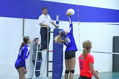 IMG_2550 (SJH Foto) Tags: school girls club high team shot action teenagers teens impact spike volleyball contact tweens