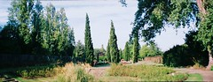 Well Hall Pleasaunce September (2) (Matthew Huntbach) Tags: panoramic eltham widepic pleasaunce