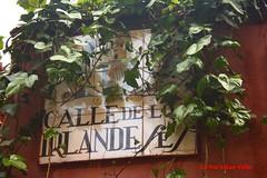 Azulejo. Calle de los Irlandeses. Madrid (Carlos Vias-Valle) Tags: azulejo calledelosirlandeses