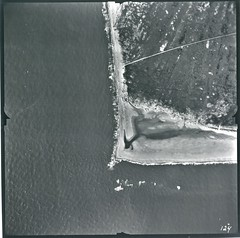 capepoint   _31MAY1953a (CapeHatterasNPS) Tags: capehatteras aerialphotograph hydrology capehatterasnationalseashore