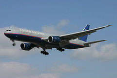N794UA United Airlines Boeing 777-222(ER) (v1images Aviation Media Group) Tags: uk england jason london photography airport er heathrow aviation united kingdom landing worldwide boeing approach airlines lhr nicholls egll 777222 n794ua v1images