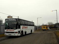McNairn, N200 BUS Volvo Van Hool (miledorcha) Tags: park travel school bus volvo coach jj transport hamilton service local contract van coaches psv pcv lanarkshire hool alizee t8 coatbridge mcnairn b10m b10m62 n200bus ksk986 n416pys