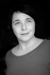 Maika (Pirata Larios) Tags: portrait woman byn blancoynegro canon mujer retrato abril rosa ojosverdes maika 2016 pelonegro 60d