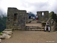 Machu Picchu, Altitude 2,430m, Urubamba Province, Peru (Black Diamond Images) Tags: mountain peru southamerica inca train landscape outdoor hill perú machupicchu urubambariver huaynapicchu américadosul riourubamba aguacalientes amériquedusud perurail zuidamerika sudamérica winaywayna manlypeak republicofperu repúblicadelperú pachacuti urubambaprovince pachacutiincayupaqui pachacutiyupaqui yupaqui