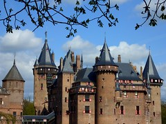 Castle de Haar, Netherlands (Frans.Sellies) Tags: castle netherlands dehaar kasteel p1150218