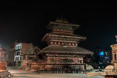 Bhairab Nath Temple, Bhaktapur (Mild Delirium) Tags: longexposure nightphotography nepal primavera night temple noche spring np bhaktapur    centralregion fujinonxf1655mmf28rlmwr xf1655mm fujifilmxt10
