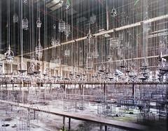 Locker room, Hugo Mine, Gelsenkirchen, Germany, 2009 (CORMA) Tags: brussels art europe belgique bruxelles exhibition exposition artcontemporain 2016 tourtaxis romainmeffre ivesmarchand