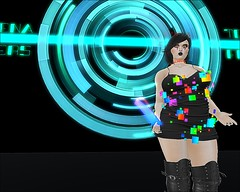Pixelate_1 (Johanna Leimes) Tags: life fat bbw secondlife second chubby lindenlabs plumproad