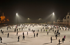 Ice skating Budapest (Alex Verweij) Tags: winter cold canon december iceskating budapest 5d 40mm boedapest 2015 stedentrip markiii alexverweij