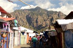El Tepozteco (Luscy SM) Tags: landscape mexico hill pueblo paisaje cerro tepoztlan morelos magico tepozteco