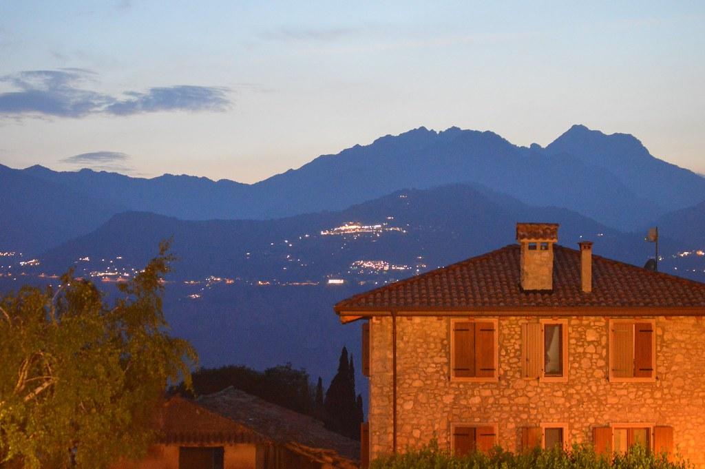 Hotel Val Di Monte Malcesine Italien
