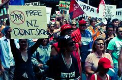 TPPA 2016-38 (domhartnett) Tags: newzealand democracy protest auckland aotearoa queenstreet skycity aoteasquare tpp tangatawhenua thisiswhatdemocracylookslike tppa tetiritiowaitangi thetreatyofwaitangi realchoice stoptpp tppanoway tranpacificpartnership itsourfuture noaltpp