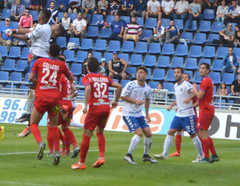 CD Tenerife v Numancia (kirbycolin48) Tags: cd tenerife vv numancia