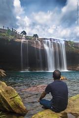 thats peace!!! (shaan2noo) Tags: india nikon peace waterfalls northeast shillong meghalaya dawki northeastindia incredibleindia jaintiahills jaintia jowai amlarem krangsuri krangsurifalls