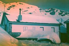 (Romn__PG) Tags: snow film nieve asturias expired svema