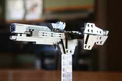 """""""Undying light..."""" (ABS Defence Systems) Tags: ship lego space halo indoors frigate unsc"""
