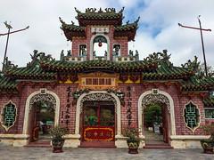 "Hoi An: le Temple Phuc Kiên <a style=""margin-left:10px; font-size:0.8em;"" href=""http://www.flickr.com/photos/127723101@N04/24494384090/"" target=""_blank"">@flickr</a>"