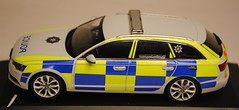 1:43 scalePolice Service of Northern Ireland (PSNI) 2014 Audi A6 Estate (www.totmodels.co.uk) Tags: ireland estate service northern audi a6 143 2014 psni scalepolice